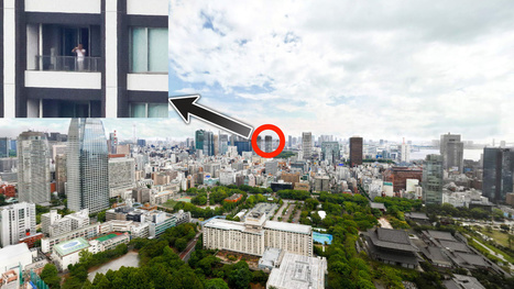 The largest photo ever taken of Tokyo is zoomable, and it is glorious | visual studies - the poor image | Scoop.it
