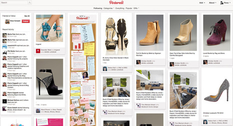 Che cos'è Pinterest? Ecco una definizione fuori dal comune... | Il ... | news from social network!!! | Scoop.it
