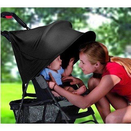 Kiddopotamus RayShade Single - Black | Baby Stroller Reviews | Scoop.it