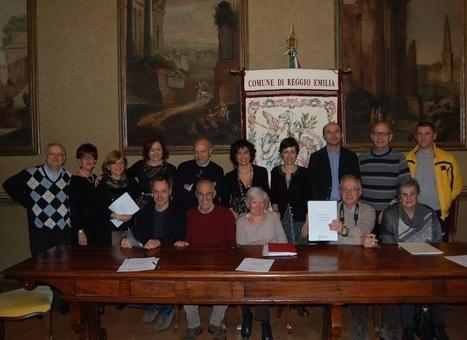 Via Filzi, firmato patto di sicurezza con i cittadini - ReggioNelWeb   Conetica   Scoop.it