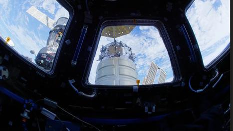 Faça um tour em 4K pela Estação Espacial Internacional, cortesia da NASA | Edutenimento | Scoop.it