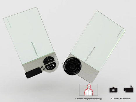 Clean Shot Camera Concept by Sera Park | Photography World | Scoop.it
