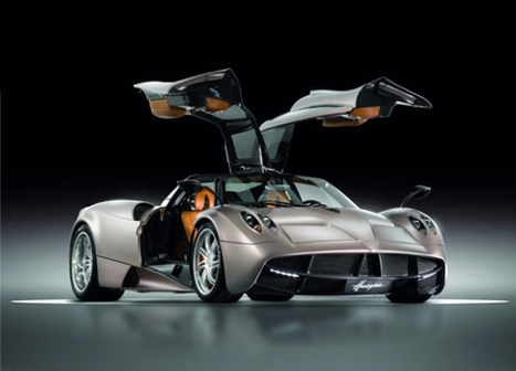 The Source - The Pagani Huayra | GetAtMe | Scoop.it