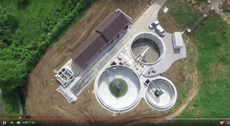VIDEO:Les travaux de la nouvelle station d'épuration de Feluy | InfoPME | Scoop.it