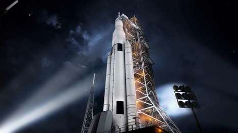 Most powerful rocket ever edges closer to lift-off | Anthony Wood | GizMag.com | Digital Media Literacy + Cyber Arts + Performance Centers Connected to Fiber Networks | Scoop.it