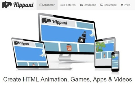 Hippani Animator – UKEdChat.com | ICTmagic | Scoop.it