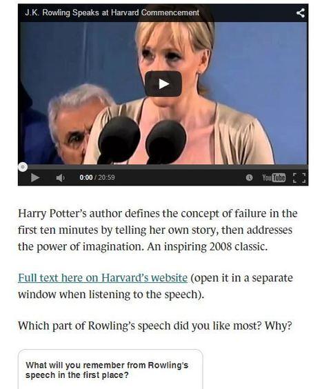 Vidéos anglophones - English videos | The English briefcase | Scoop.it