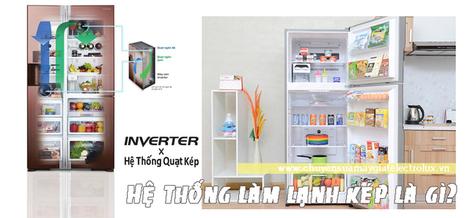 He thong lam lanh kep tren tu lanh la gi | Sửa máy giặt Electrolux tại Hà Nội | Scoop.it