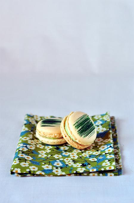 Macarons wasabi – yuzu et pamplemousseconfit | Voyages et Gastronomie depuis la Bretagne vers d'autres terroirs | Scoop.it