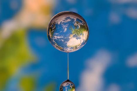 Clever Stop Motion Animation Seen Inside 2000 Photos of Water Drops - PetaPixel | stop motion | Scoop.it