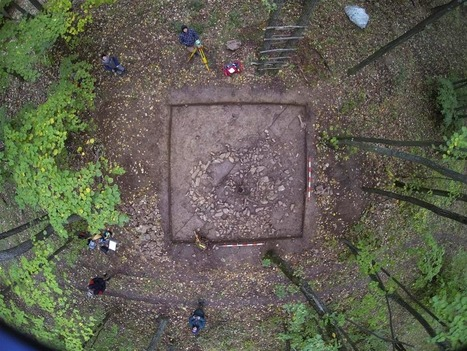 Thracian burial ground investigated in Romania | Histoire et Archéologie | Scoop.it