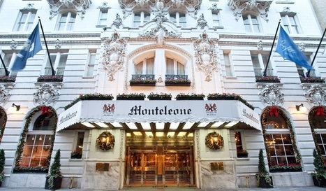 Famous Literary Authors - New Orleans Hotel History - Hotel Monteleone | Famous Literary Locations | Scoop.it