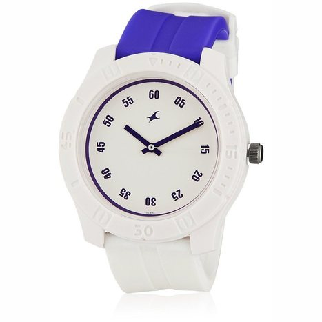 Fastrack  3062PP09  Analogue WatchTees   Online Shopping in India   Scoop.it