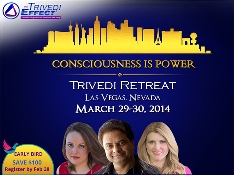 Join the Trivedi retreat and unleash the power of Consciousness | Health and Wellness | Scoop.it