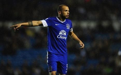 Roma Step Up Interest In Everton Defender | CaughtOffside.com | Italian Football | Scoop.it