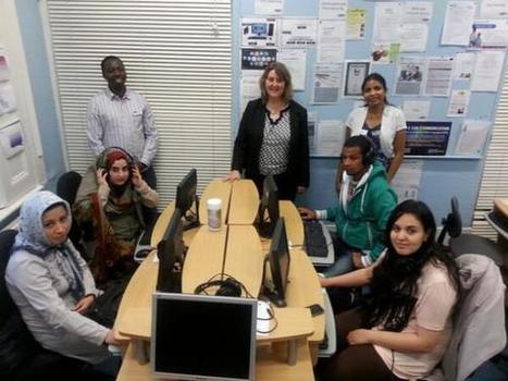 Local + technology + scale: English language learning for ...   creative writing   Scoop.it