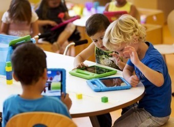 Waarom het zinvol is om uw kind met multimedia in contact te brengen | Publishing 2.0 | Scoop.it