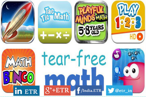 10 Great iPad Apps for Teaching Elementary Mathematics - EdTechReview™ (ETR) | iPads to Engage Learners | Scoop.it