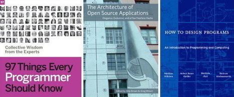 15 libros gratuitos y online para aprender a programar | Recull diari | Scoop.it