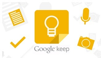 Google Keep: notas colaborativas sincronizadas en todos tus dispositivos | Experiencias y tutoriales sobre tecnologías educativas | Scoop.it