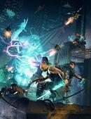 Du bruit derrière le paravent: Shadowrun 5 et je fatigue | Jeux de Rôle | Scoop.it
