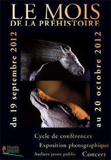 Mois de la Préhistoire 2012 - Musée d'archéologie nationale ... | Chroniques d'antan et d'ailleurs | Scoop.it