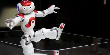 Pourquoi les robots ne savent toujours pas marcher comme l'homme   Post-Sapiens, les êtres technologiques   Scoop.it