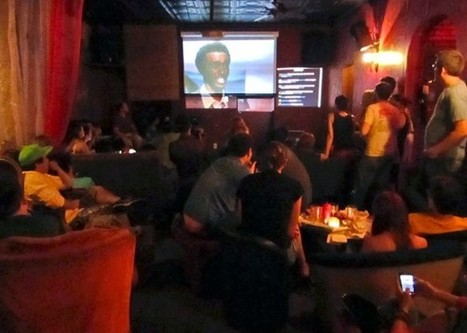 Is It Actually Fun to Watch a Dramatic TV Series at a Bar? | Living Story | Scoop.it