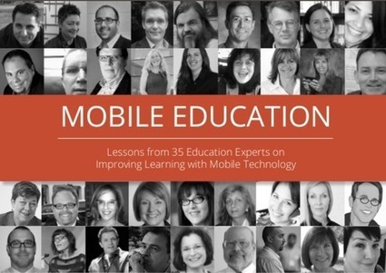 Improving Learning with Mobile Technology — Learning in Hand | Tools for Lesson Planning | Scoop.it