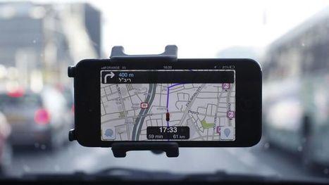 Pourquoi Waze a fait tourner la tête de Google ? | Atawad | Scoop.it
