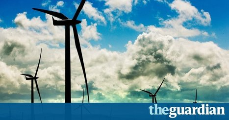 Scotland wind turbines cover all its electricity needs for a day | Society and the Environment | Scoop.it