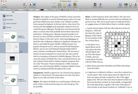 Apple Shines with iBooks Author | Ted Landau's User Friendly View | The Mac Observer | ebooks development | Scoop.it