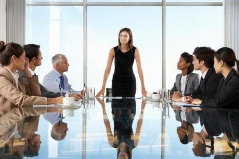 —Which Companies Support Women In Leadership Positions And In The Boardroom?   Executive Survival   Scoop.it