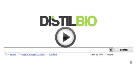 DistilBio | The Life Sciences Search Engine | Science -Facts and Fiction | Scoop.it