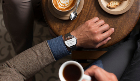 Motorola Introduces The Moto 360, Its First Smartwatch Based On Google's Android Wear   Macro.Today   Scoop.it