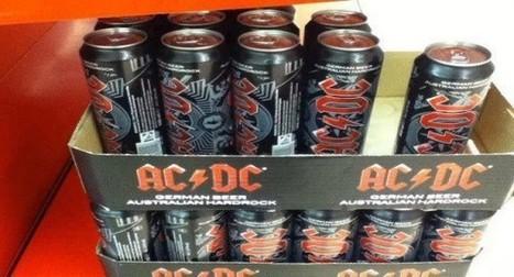 AC/DC lança cerveja para roqueiros | Notícias | Scoop.it