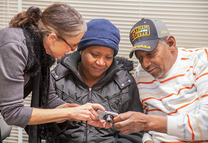 At VA (Veterans Affairs) Palo Alto, Veterans Heal With Photography   What's new in Visual Communication?   Scoop.it