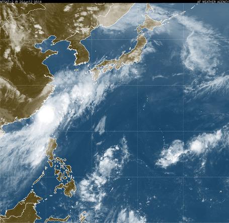 Après Guchol , Talim devrait lui aussi frapper le sud du Japon vendredi. | FUKUSHIMA INFORMATIONS | Scoop.it