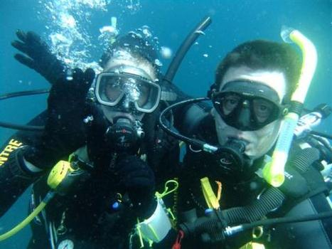"""OHS Hazards in SCUBA Diving - """"Dive alone... Die alone"""" 