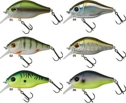 Nouveauté leurre 2015 : Le crankbait gunki dogora | La pêche | Scoop.it