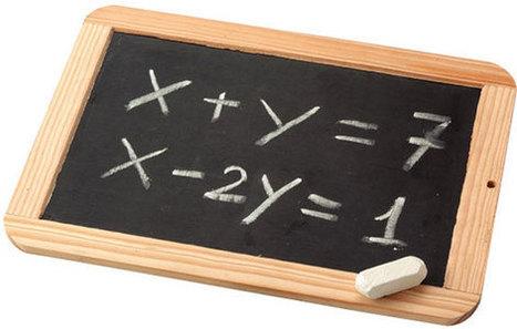 SISTEMAS DE ECUACIONES LINEALES: MÉTODOS PARA RESOLVER SISTEMAS DE ECUACIONES LINEALES | Álgebra | Scoop.it