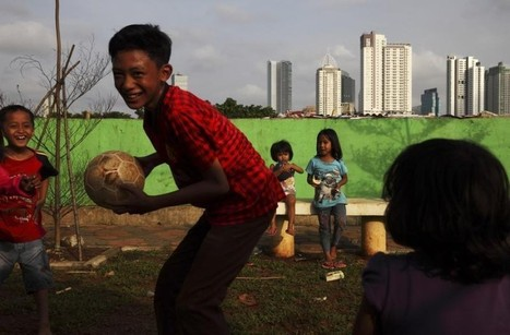 Asia's poor urban children left out of disaster prevention - report | Sustain Our Earth | Scoop.it