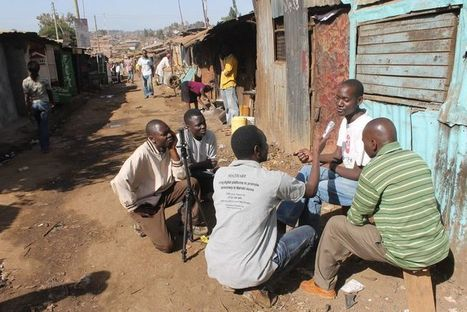 MapKibera, la carte pour rendre visible les invisibles | Innovation sociale | Scoop.it