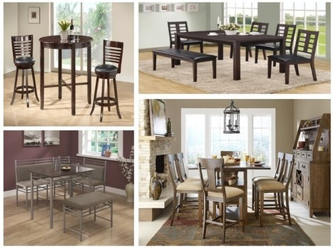 How to Choose a Dining Table Set | Coleman Furniture | Scoop.it