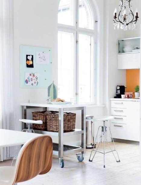 Dans une ancienne usine au Danemark | | PLANETE DECO a homes worldPLANETE DECO a homes world | Immobilier | Scoop.it