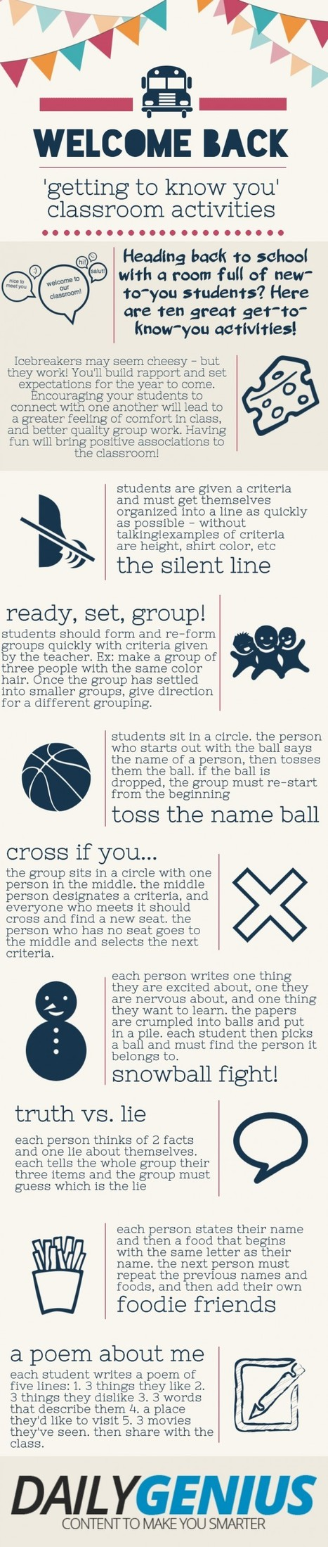 8 Effective Ways To Get To Know Your Students - Infographic | Change in the world | Scoop.it