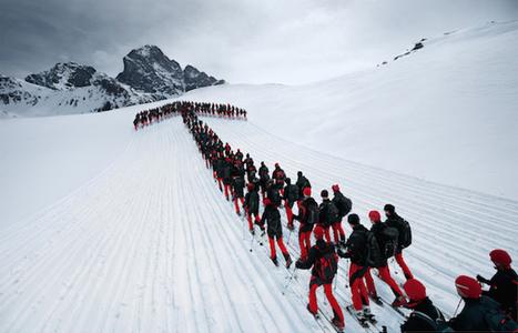 Un photographe alpiniste réalise des clichés incroyables dans des conditions extrêmes | Montagne et Tourisme d'Aventure | Scoop.it