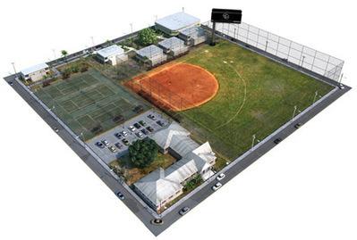 Complexe sportif 3D | 3D Library | Scoop.it