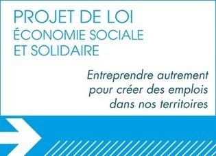 Le projet de loi Economie sociale et solidaire en discussion à l'Assemblée nationale   Le portail des ministères économiques et financiers   Innovation sociale   Scoop.it