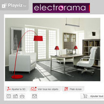 La première cabine d'essayage virtuelle de luminaires | Aménagement & Finitions | Scoop.it